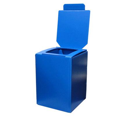 耐水性に優れた丈夫なプラダントイレ(組立式便器)