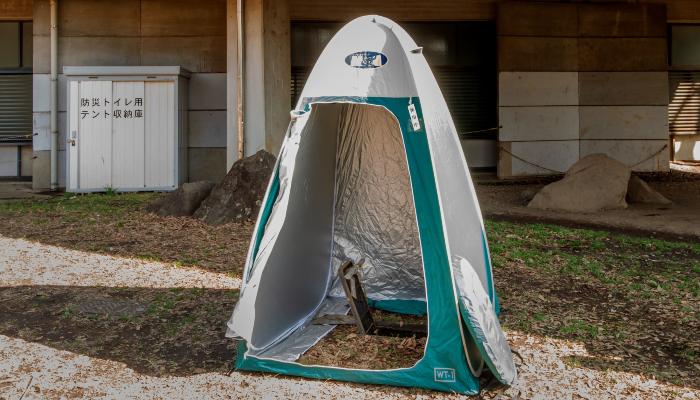 災害用テント